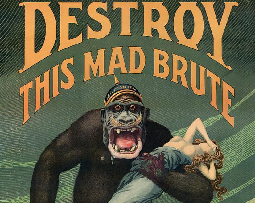 Mad Brute