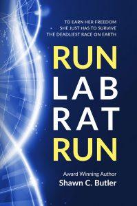 Run Lab Rat Run Front Cover